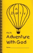 A Daily Adventure with God - Acts