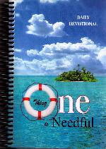 One Thing is Needful Daily Devotionals
