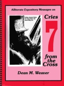 Seven Cries from the Cross