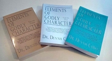 Elements Of Godly Character Complete Set